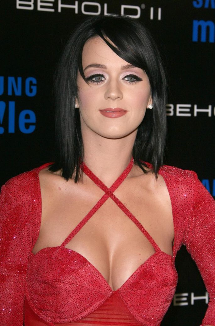 Katy Perry at The Samsung Behold II Premiere Launch Event in Hollywood