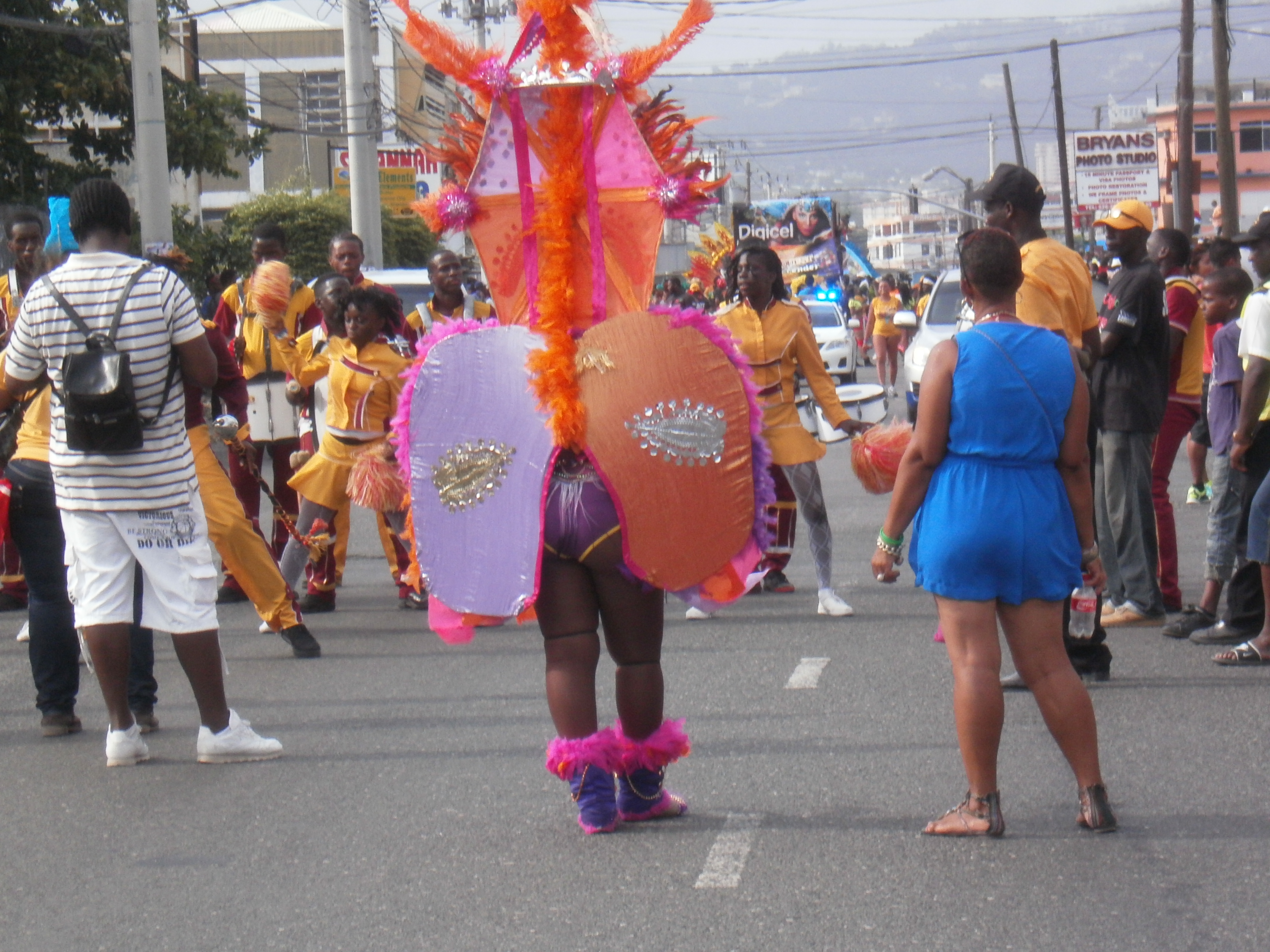 Jamaica Carnival Road March 2014 Colourful Costumes And Excitement u2013 Buss Out Gossip